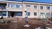 В Чесменском районе обрушилась часть стены вмногоквартирном доме