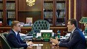 Глеб Никитин: «Челябинск— город-лидер попостроению системы мониторинга воздуха»
