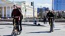 Число электросамокатов дляаренды вЧелябинске увеличат вдвое