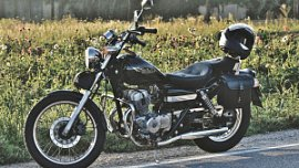 Спрос на мотоциклы в Челябинске вырос на 25,5%