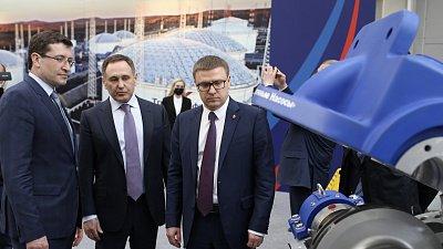 Нижегородская и Челябинская области договорились о сотрудничестве