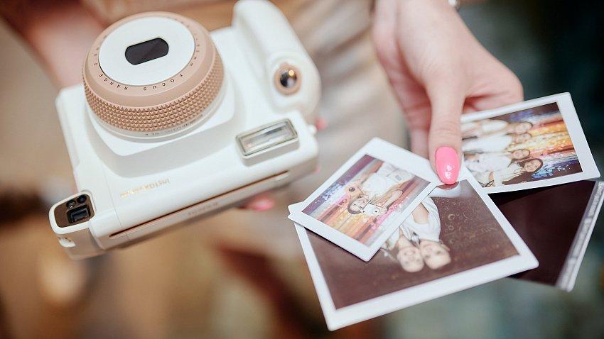 В Челябинске презентовали гаджеты для моментальной печати фотографий