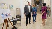 Челябинцы выберут, какая картина Никаса Сафронова останется наЮжном Урале