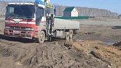 Многодетные семьи изЧелябинска три года ждут дороги к своим земельным участкам