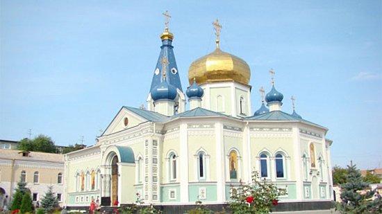 Пасхальная служба в Свято-Симеоновском кафедральном соборе