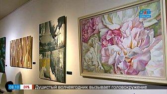 Сюжет «Выставка Петра Серебровского 2021»