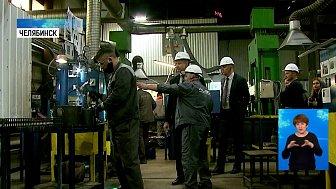 Завод шаровых кранов увеличил производство