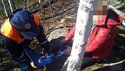 В Челябинской области сосклона горы эвакуировали пенсионерку спереломом ноги