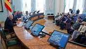 Алексей Текслер принял участие впервом заседании Общественной палаты региона VIсозыва