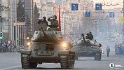 В Челябинске из-за генеральной репетиции парада Победы ограничат движение транспорта