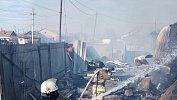 Пожар вКрасноармейском районе уничтожил частный дом