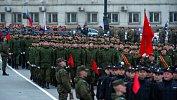 Челябинский парад Победы озвучат десять динамиков
