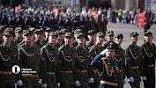В Челябинске началась репетиция парада Победы