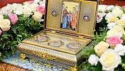 Часть Пояса Пресвятой Богородицы привезут вЧелябинск изСанкт-Петербурга
