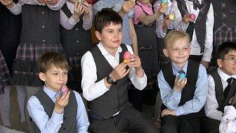 В ДК «Динамо» проходит пасхальный мастер-класс