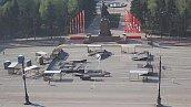 Скейт-парк наглавной площади Челябинска откроется 15мая