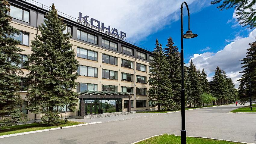 «Конар» будет поставлять продукцию для финской судостроительной компании