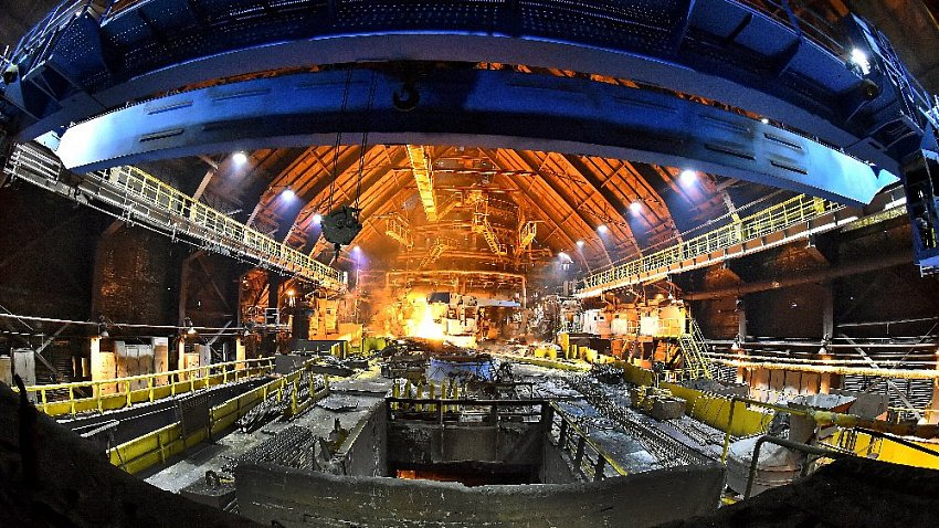На ЧМК провели крупный ремонт оборудования