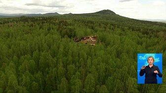 Путешественника спасли с Уральских гор