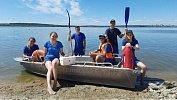 Студотряды изЧелябинска дежурят нагородских пляжах