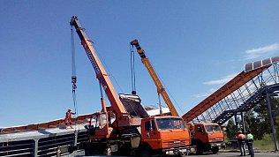Из-за крупного ДТП временно закрыли движение натрассе Челябинск— Курган