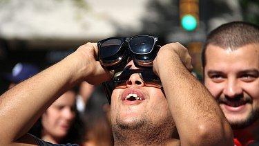 На этой неделе челябинцы смогут увидеть солнечное затмение