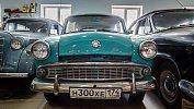 По Челябинску проедут ретроавтомобили