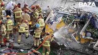 Жуткое видео из Южной Кореи: дом насмерть раздавил девять человек