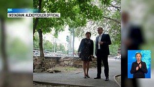 В Челябинске высадят новые лиственницы
