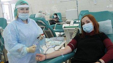 В Челябинской области врачи спасли 100тысяч человек спомощью крови доноров в2020году