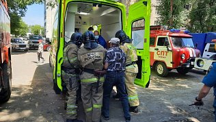 На Южном Урале хлопок газа впятиэтажке отправил вбольницу жителя Коркино