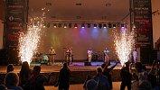На бесплатном концерте ВИА«Ариэль» зрители пели хиты советской эстрады