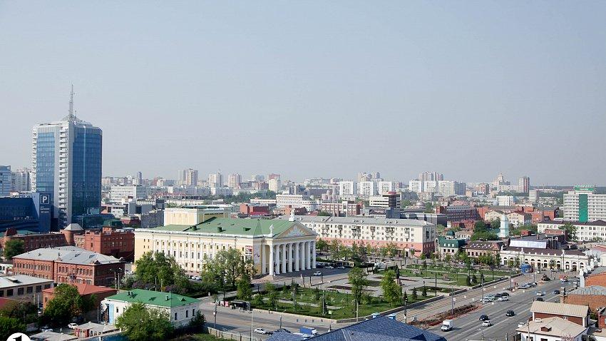 Челябинск занял восьмое место по обеспеченности торговыми площадями