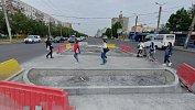 В мэрии назвали сроки окончания экспертизы поремонту Комсомольского проспекта