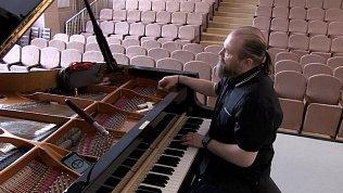 В Миассе презентовали рояль за шесть миллионов рублей