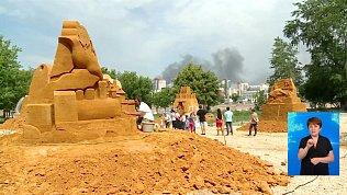 Скульпторы провели мастер-класс для детей