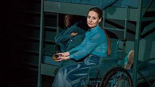 Челябинский Молодежный театр сыграл «Черный апельсин» нафестивале «Арлекин»