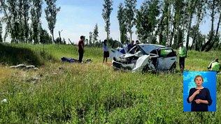 Две женщины погибли в ДТП