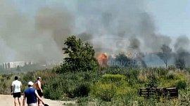 За поджигание пуха жителям Челябинской области грозит штраф