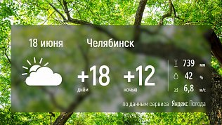 В Челябинскую область идет резкое похолодание