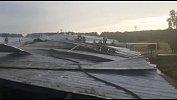 Специалисты вскрыли крышу птицекомплекса вРощино длятушения пожара