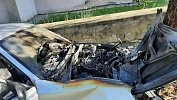 В Магнитогорске водитель погиб вгорящем автомобиле