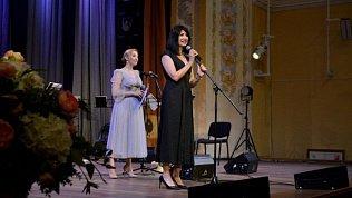 Ирина Текслер поздравила Международный джазовый фестиваль с 20-летием