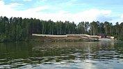 СК расследует дело онезаконном строительстве яхт-клуба наозере Сунгуль подСнежинском