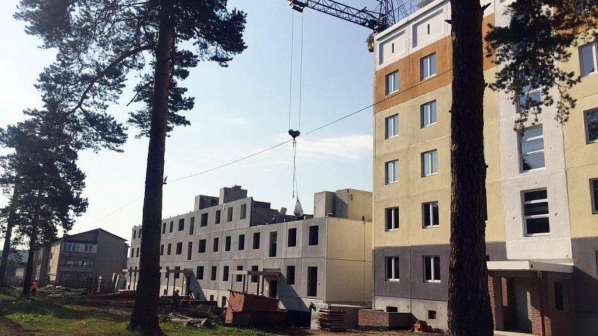 В Верхнем Уфалее и Еманжелинске построят дома для переселенцев из аварийного жилья
