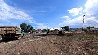 В Аргаяшском районе провели долгожданный ремонт дорог