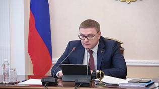 Алексей Текслер устроил главам территорий разнос за долги перед энергетиками