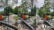«Мы слишком много лет страдаем»: ботанический сад ЧелГУ оградили забором отвандалов