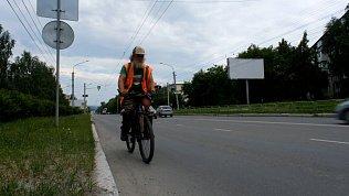 Миасский велопутешественник колесит по региону