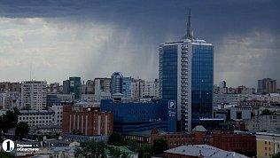 Южноуральцев ожидает жаркая и дождливая погода